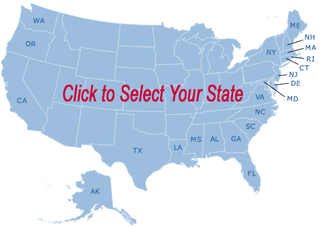 Click to select your state